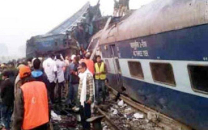 ভারতে ট্রেন দুর্ঘটনা॥ নিহত ২৩, আহত ১শ'